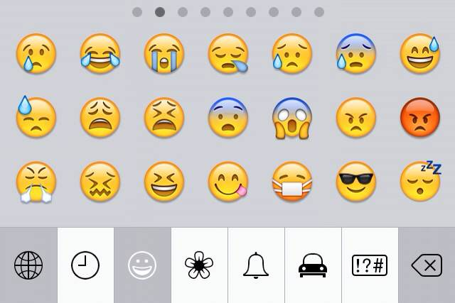 Single Emoji Faces For now  let s consider oneEmoji Single Icons